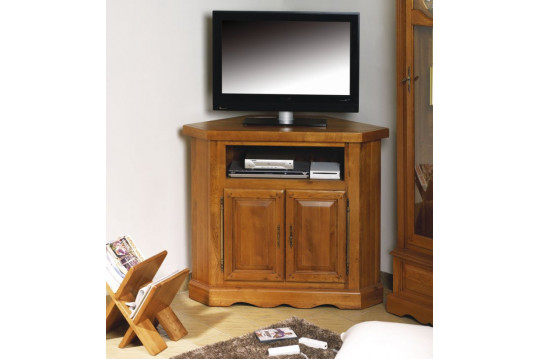 occasion meuble tv d 39 angle la bresse ch ne moyen hellin. Black Bedroom Furniture Sets. Home Design Ideas