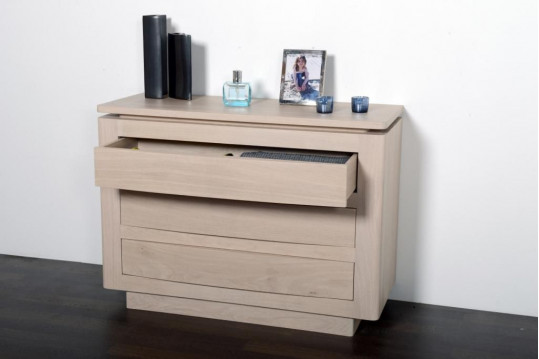 Commode 3 tiroirs Atlantique