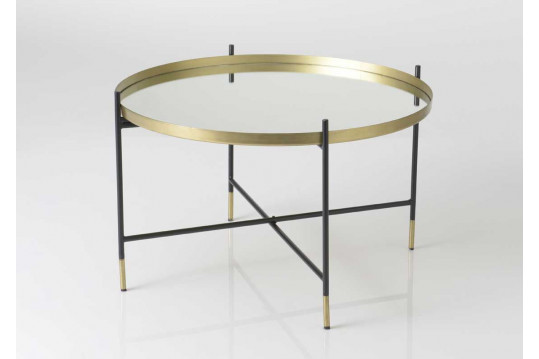 TABLE BASSE RONDE ELIOS
